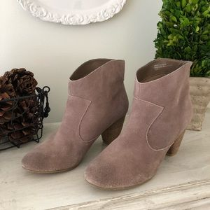 Ecote Leather Ankle Boots size 9